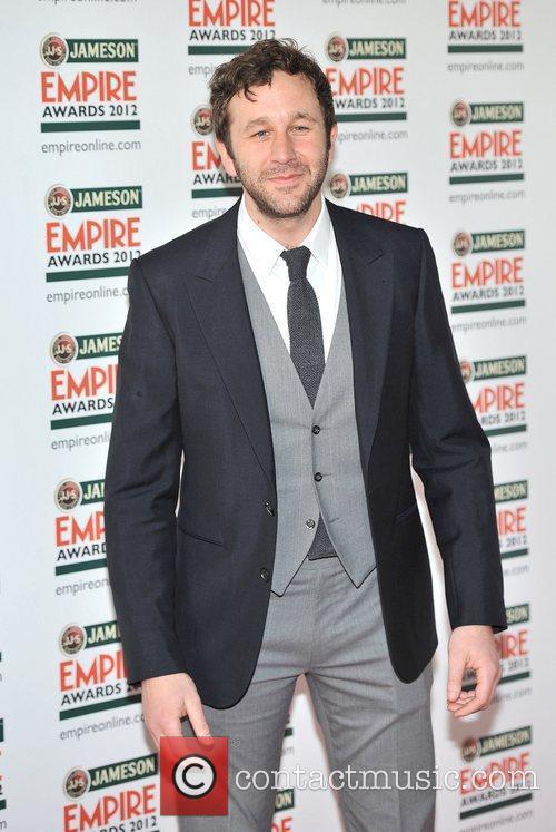 Chris O'Dowd The 2012 Jameson Empire Awards held...