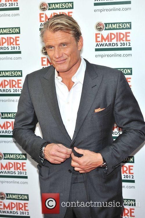 Dolf Lundgren The 2012 Jameson Empire Awards held...