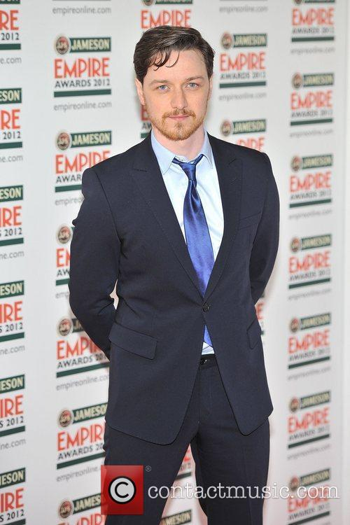 James Mcavoy and Grosvenor House 2