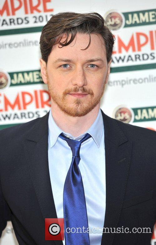 James Mcavoy and Grosvenor House 3