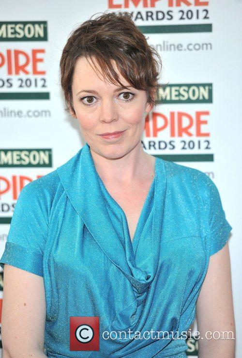 Olivia Colman and Grosvenor House 2