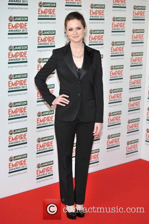 Bonnie Wright The 2012 Jameson Empire Awards held...