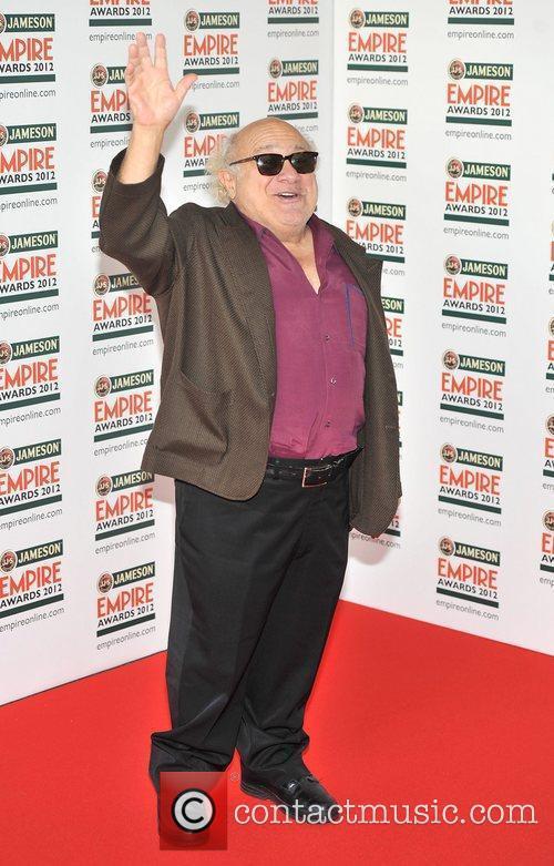danny devito the 2012 jameson empire awards 3799080