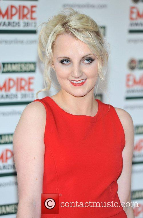 Evanna Lynch and Grosvenor House 1