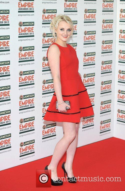 Evanna Lynch and Grosvenor House 2