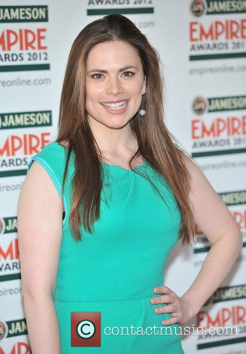 Hayley Atwell and Grosvenor House 3