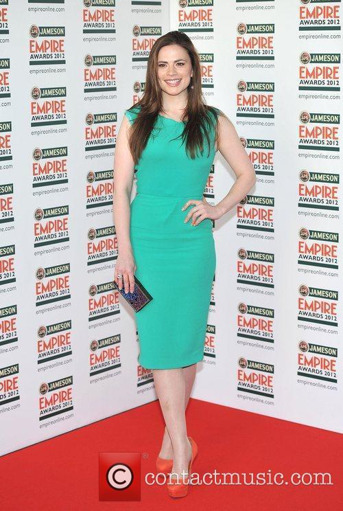 Hayley Atwell and Grosvenor House 4