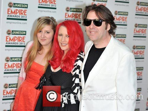 Jonathan Ross, Jane Goldman and Grosvenor House 1
