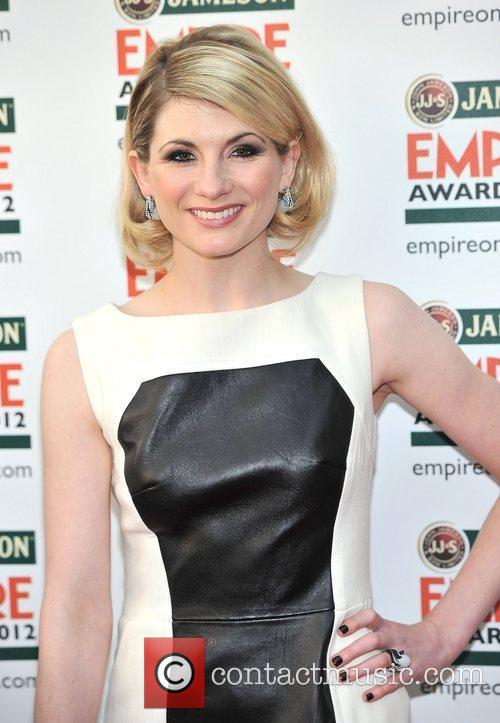 Jodie Whittaker and Grosvenor House 4