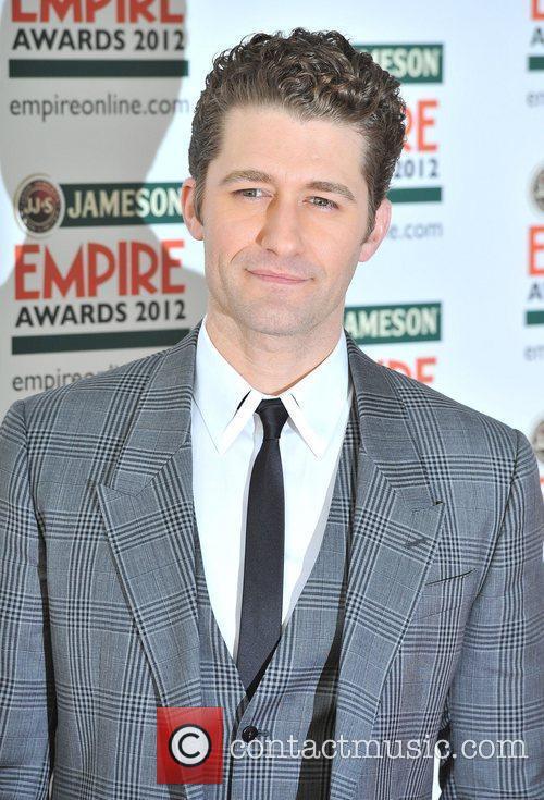 Matthew Morrison The 2012 Jameson Empire Awards held...