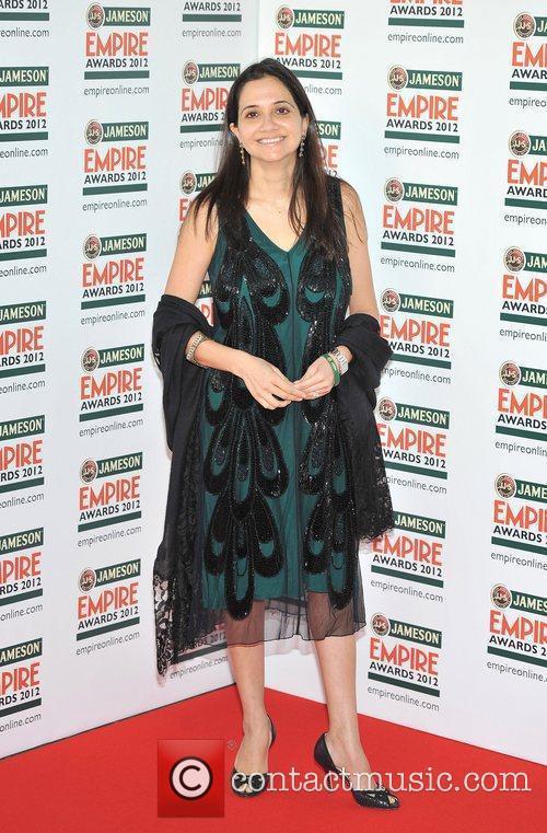 Anupama Chopra The 2012 Jameson Empire Awards held...