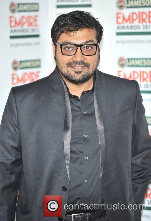 Anurag Kashyap The 2012 Jameson Empire Awards held...
