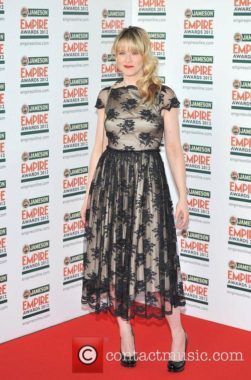 Edith Bowman and Grosvenor House 2