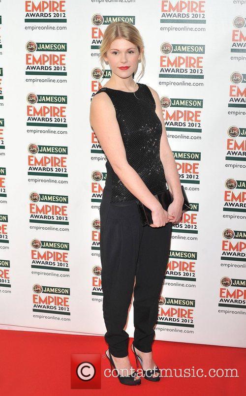 Hannah Arterton The 2012 Jameson Empire Awards held...