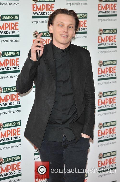 Jamie Campbell Bower and Grosvenor House 2