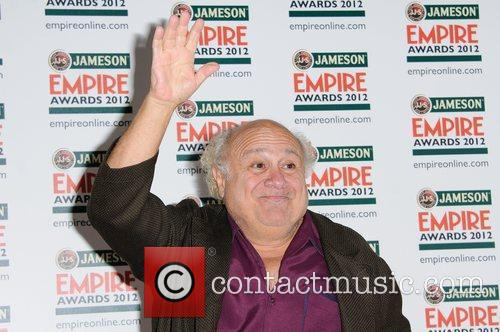 danny devito the empire film awards 2012 3800181