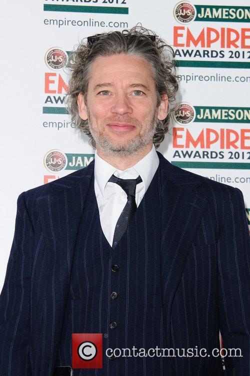 Dextor Fletcher The Empire Film Awards 2012- Arrivals...