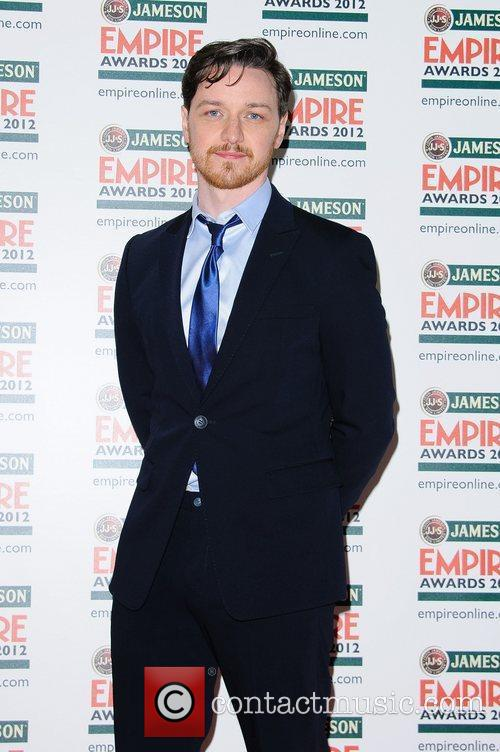 James Mcavoy and Empire Film Awards 5