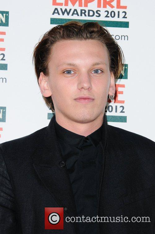 Jamie Bower Campbell The Empire Film Awards 2012-...