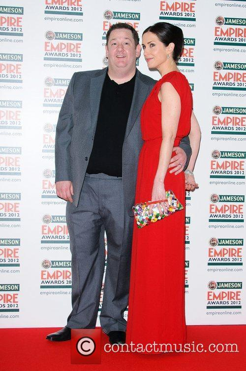 Johnny Vegas and Maia Dunphy The Empire Film...