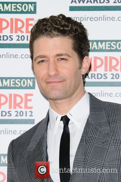 The Empire Film Awards 2012- Arrivals