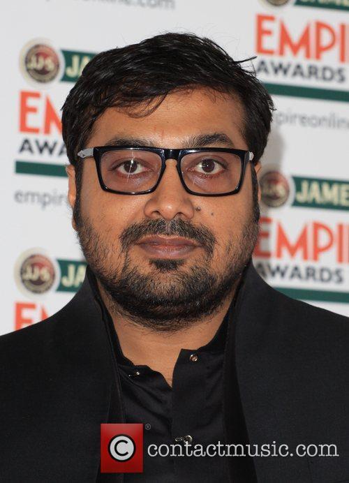 Anurag Kashyap The Empire Film Awards 2012- Arrivals...