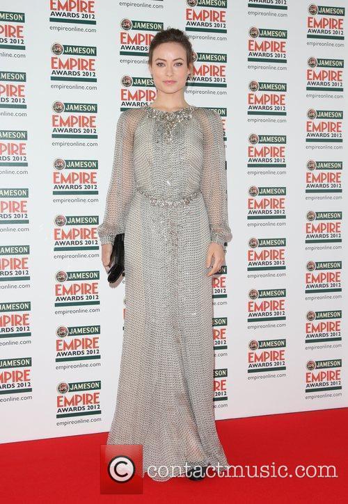 Olivia Wilde The Empire Film Awards 2012- Arrivals...