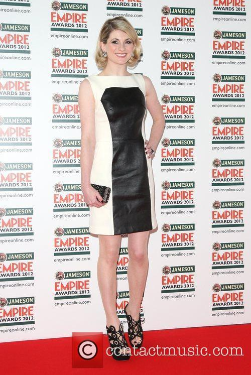 Jodie Whittaker The Empire Film Awards 2012- Arrivals...
