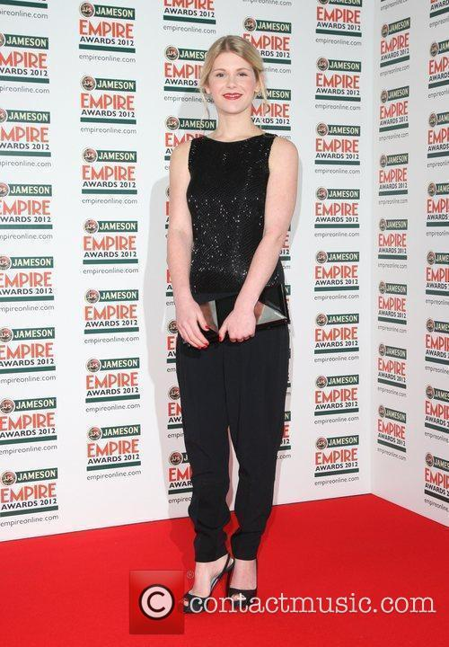 Hannah Arterton The Empire Film Awards 2012- Arrivals...