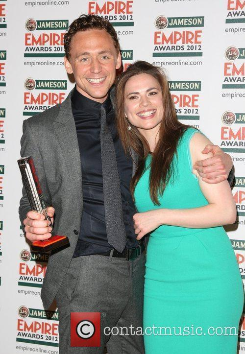 Tom Hiddleston and Hayley Atwell 6