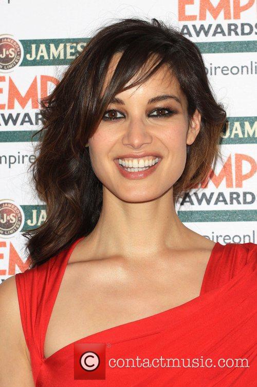 Benerice Marlohe The Empire Film Awards 2012- Press...