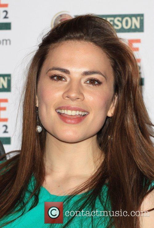 Hayley Atwell The Empire Film Awards 2012- Press...