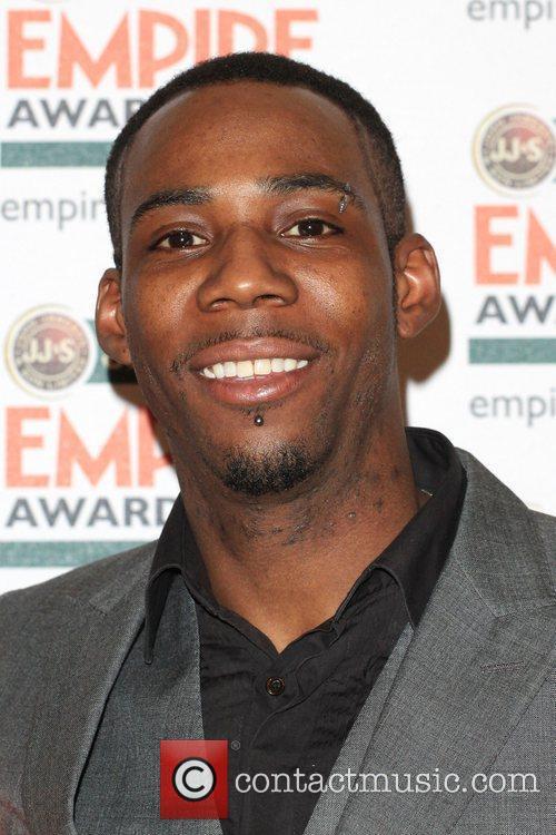 Phillips Idowu The Empire Film Awards 2012- Press...