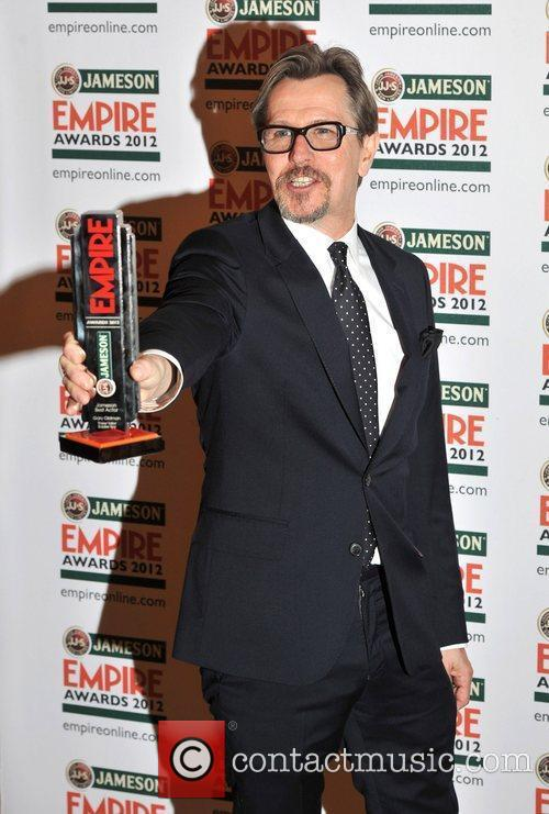 Gary Oldman and Grosvenor House 3