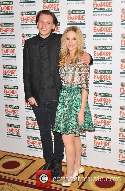 Jamie Campbell Bower, Joanne Froggatt and Grosvenor House 2