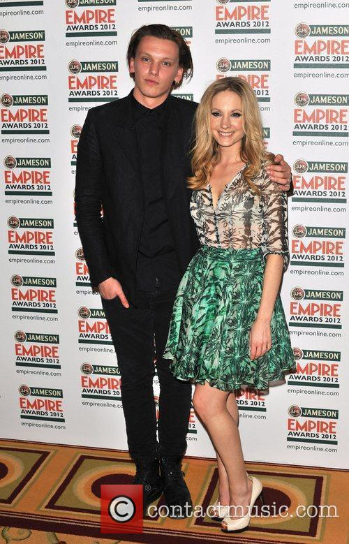 Jamie Campbell Bower, Joanne Froggatt and Grosvenor House 3