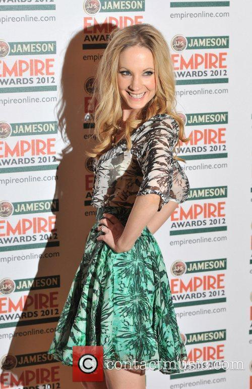 Joanne Froggatt and Grosvenor House 2