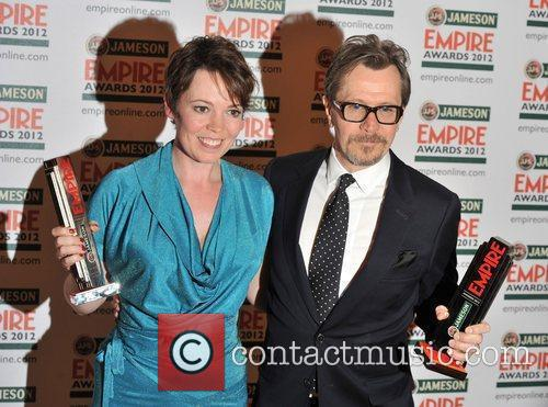 Gary Oldman and Grosvenor House 5