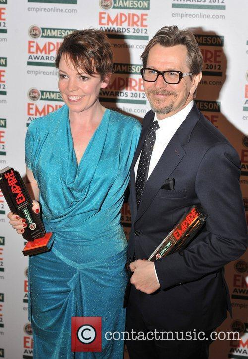Gary Oldman and Grosvenor House 6