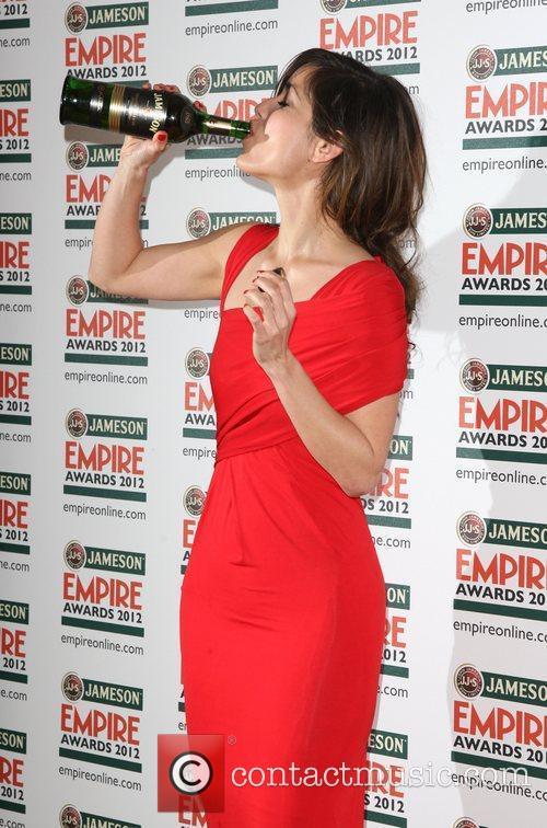 Berenice Marlohe The Empire Film Awards 2012- Press...