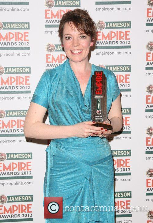 Olivia Colman and Empire Film Awards 3
