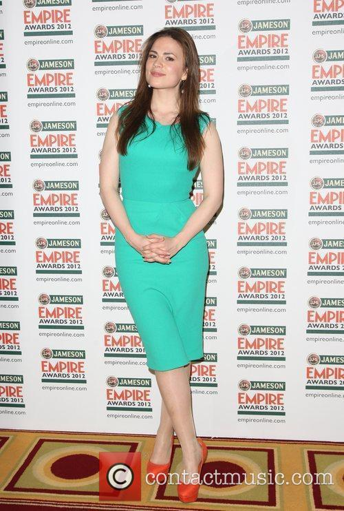 Hayley Atwell and Grosvenor House 5