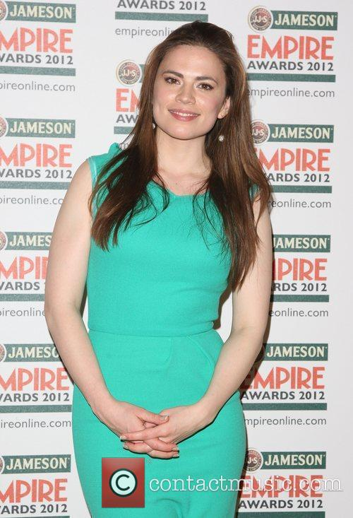 Hayley Atwell and Grosvenor House 6
