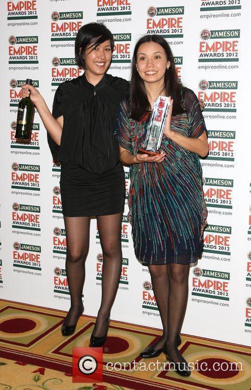 Indira Suleimenova The 2012 Jameson Empire Awards held...