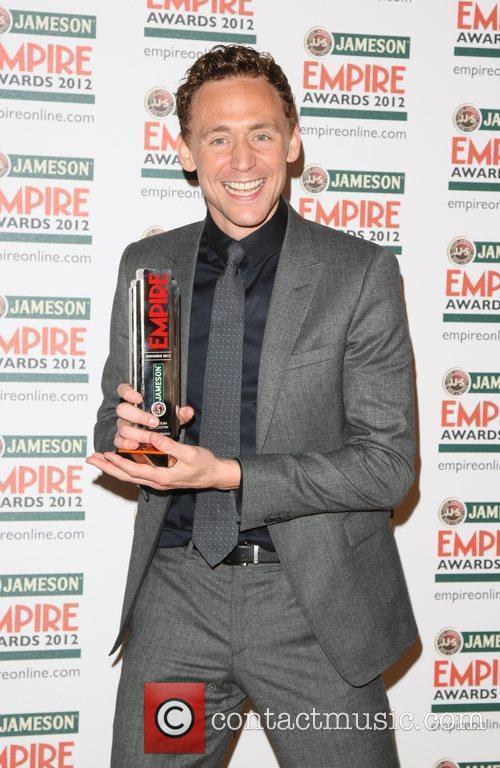 Tom Hiddleston and Grosvenor House 8