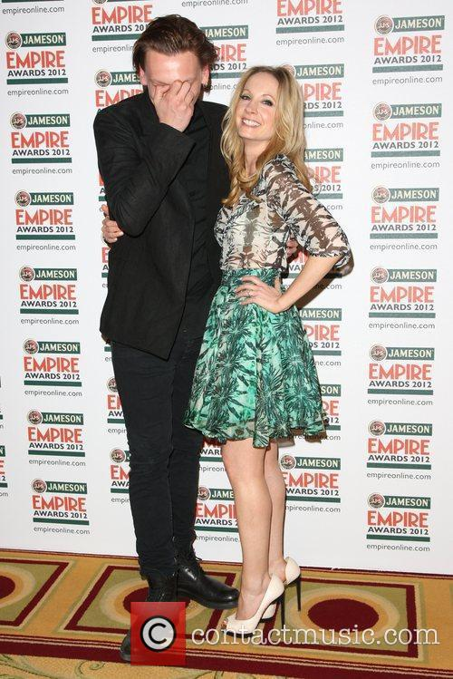 Jamie Campbell Bower and Joanne Froggatt 4