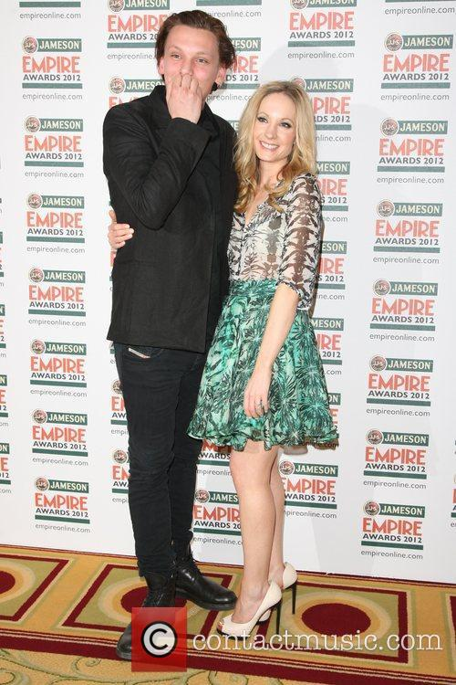 Jamie Campbell Bower and Joanne Froggatt 5