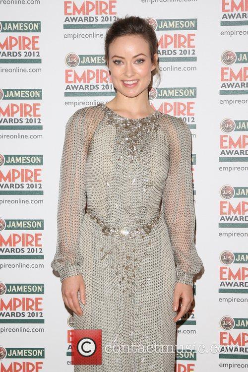 Olivia Wilde The Empire Film Awards 2012- Press...