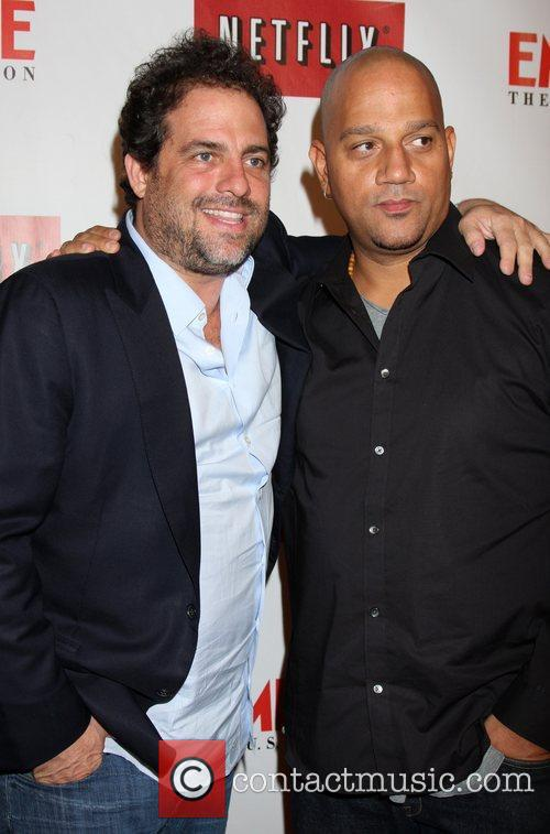 Brett Ratner and Guest 1