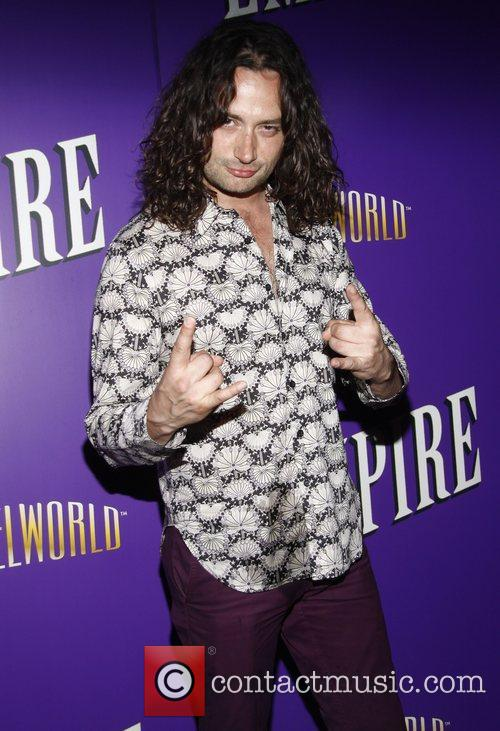 Constantine Maroulis Opening night of Spiegelworld's 'Empire' on...